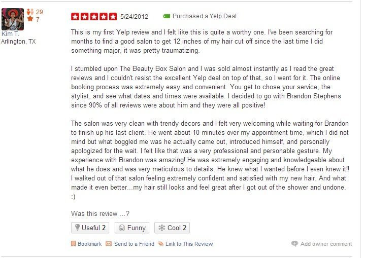 how do i write a review on yelp Good reviews are hard to come by, but when one little thing happens they will come to no ends to bring down your business yelp is one website you dont want your business to be apart of they dont support businesses thats why no businesses supports yelp i will tell all my business associates to review how yelp has worked out for them.