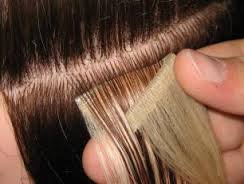 Tape Hair Extensions in Dallas | Professional Review
