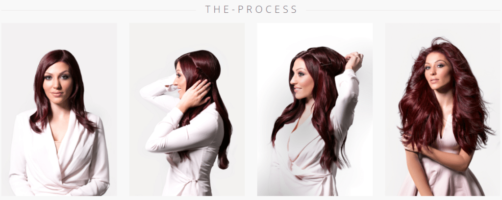 Halo Couture Hair Extensions In Dallas
