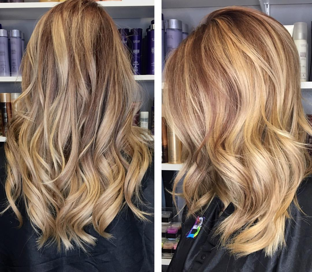 Balayage Highlights Dallas Hair Color 101