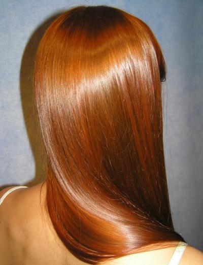 Shine and Gloss with Hair Color in Dallas