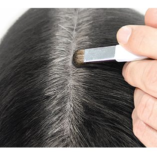 A Simplified Look at Coloring Gray Hair Color