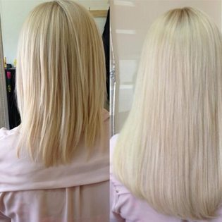 Platinum Seamless Hair Extensions | My Professional Review