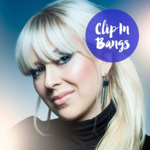 Clip In Bangs