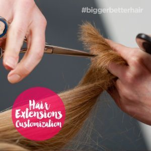Hair Extensions Customization