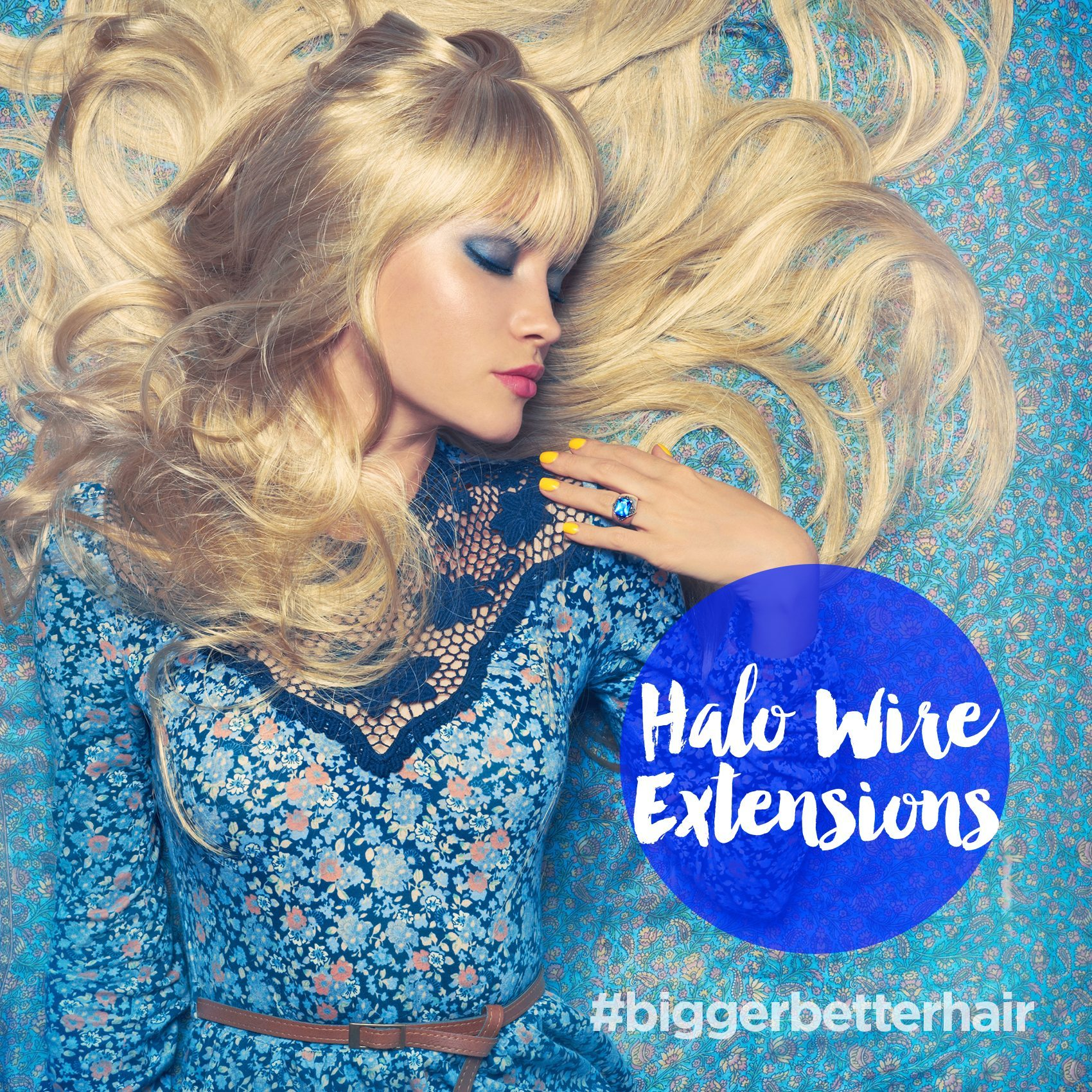 Halo Wire Extensions