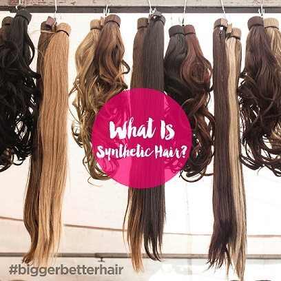 Synthetic Hair Extensions and Wigs | FAQ