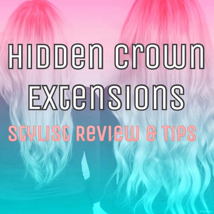 Hidden Crown Hair Extensions in Dallas | Stylist Review