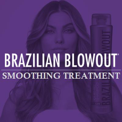 Brazilian Blowout Treatment | Frizz Reduction