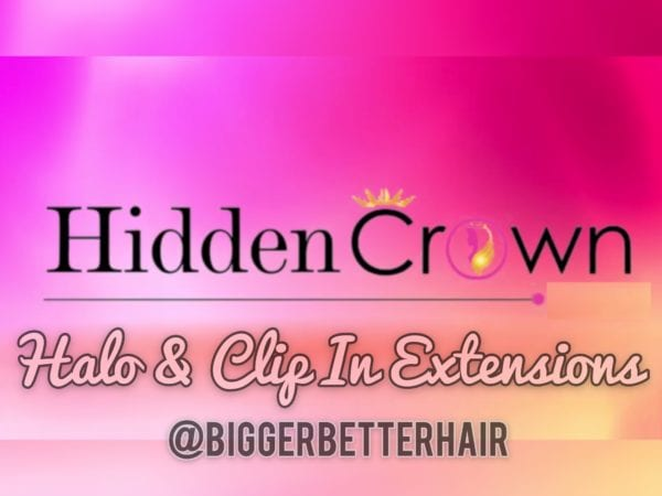 Hidden Crown Hair Extensions @biggerbetterhair | Dallas Hair Extensions Salon