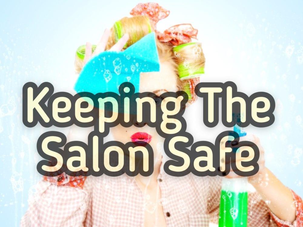 Salon Message Regarding COVID-19