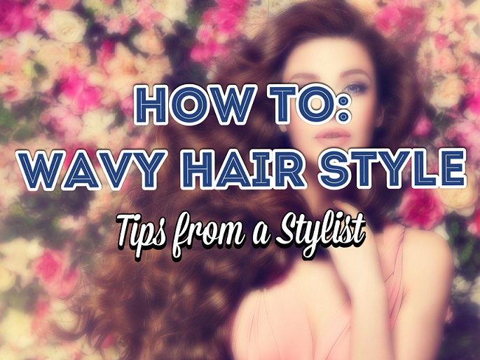 Wavy Hair Style | Spring Hair Trend|Tips and Tricks from a Dallas Hair Stylist